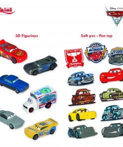 Zaini Disney Pixars Cars Chocolate Egg 60g Contents