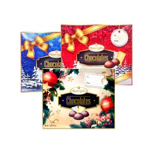 RIMI Gifts Chocolates 72g Red Blue and Gold